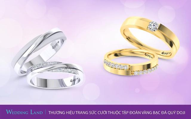 Wedding Land - Thiên đường trang sức cưới cho tình yêu thêm ngọt ngào - Ảnh 4.