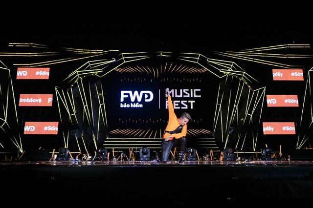 Siêu Bão FWD Music Fest đã càn quét thủ đô Hà Nội như thế nào? - Ảnh 4.