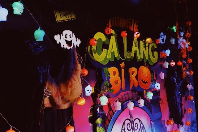 """Điểm đến Halloween: Hóa trang ấn tượng tại đêm hội """"HallotiNi Cà Lang Bí Rợ"""" cùng tiNiWorld - Ảnh 2."""
