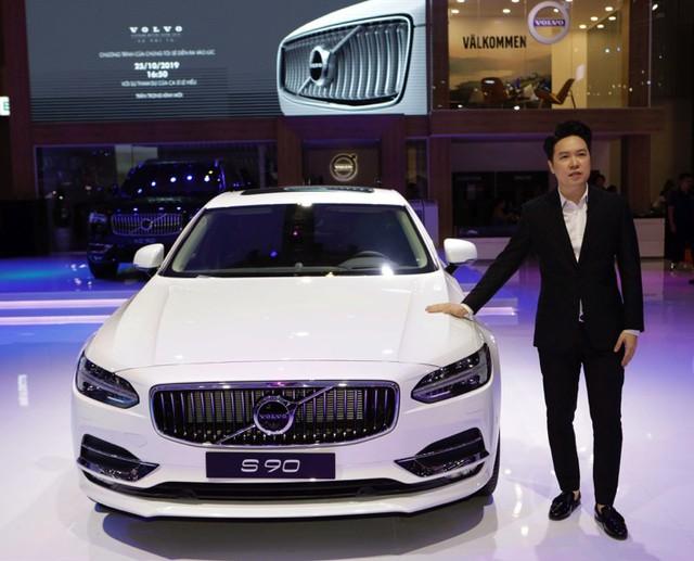Nối bước nữ thần Lee Hyori, các sao Việt này cũng chọn xe từ Thụy Điển - Ảnh 1.