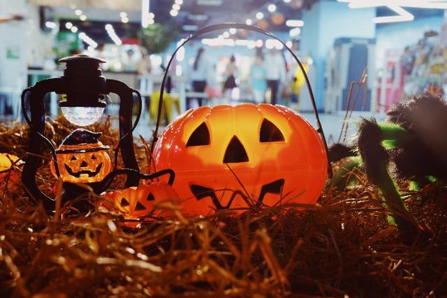 """Điểm đến Halloween: Hóa trang ấn tượng tại đêm hội """"HallotiNi Cà Lang Bí Rợ"""" cùng tiNiWorld - Ảnh 3."""