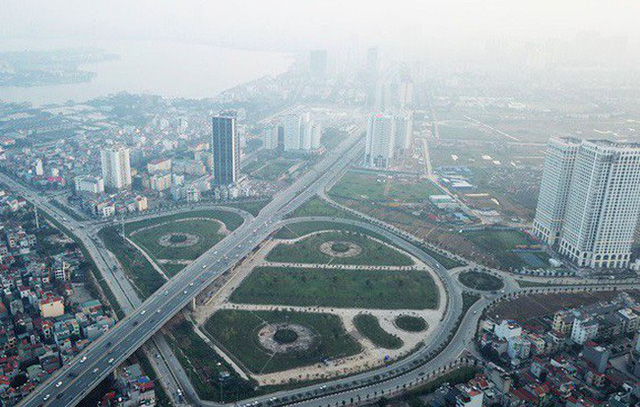 Tây Hồ Tây – trung tâm của bất động sản Thủ đô cuối năm - Ảnh 1.