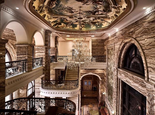 D'. Palais Louis: Khơi nguồn cảm hứng từ nước Pháp - Ảnh 1.