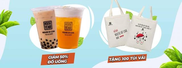Chuỗi trà sữa House of Cha đồng loạt khai trương 4 cửa hàng tại TP. Hồ Chí Minh và các tỉnh trên toàn quốc - Ảnh 2.