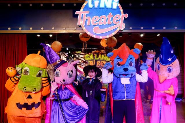 """Điểm đến Halloween: Hóa trang ấn tượng tại đêm hội """"HallotiNi Cà Lang Bí Rợ"""" cùng tiNiWorld - Ảnh 4."""