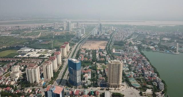 Tây Hồ Tây – trung tâm của bất động sản Thủ đô cuối năm - Ảnh 2.