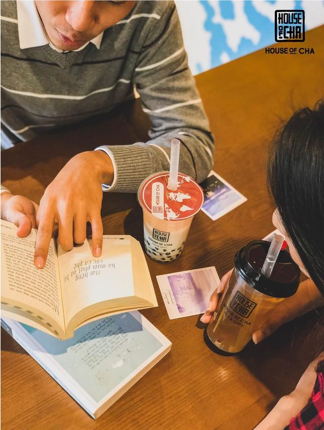 Chuỗi trà sữa House of Cha đồng loạt khai trương 4 cửa hàng tại TP. Hồ Chí Minh và các tỉnh trên toàn quốc - Ảnh 3.