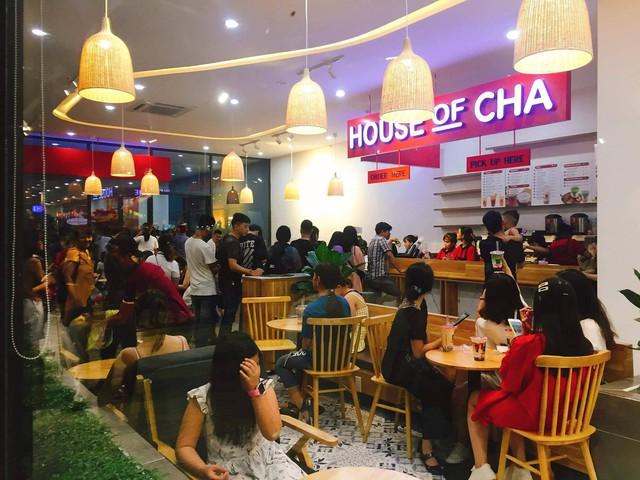 Chuỗi trà sữa House of Cha đồng loạt khai trương 4 cửa hàng tại TP. Hồ Chí Minh và các tỉnh trên toàn quốc - Ảnh 5.
