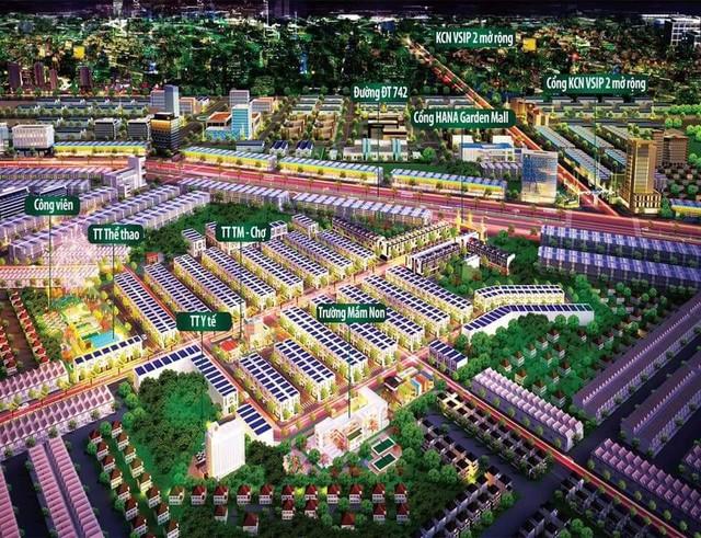 Những hình ảnh ấn tượng của Hana Garden Mall - Ảnh 1.