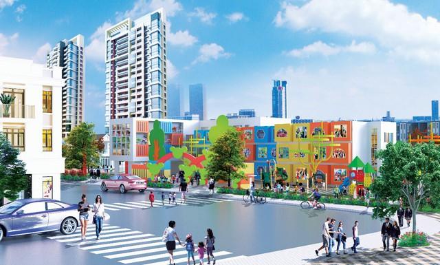 Những hình ảnh ấn tượng của Hana Garden Mall - Ảnh 4.
