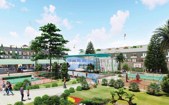 Những hình ảnh ấn tượng của Hana Garden Mall - Ảnh 5.