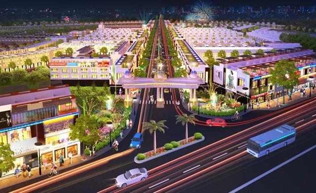 Những hình ảnh ấn tượng của Hana Garden Mall - Ảnh 6.