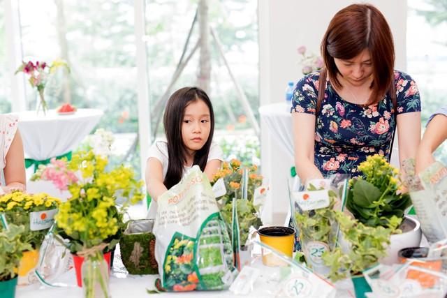 "Ấn tượng sắc hoa  ""Floral Saturday - tại Ciputra Hanoi - Ảnh 7."