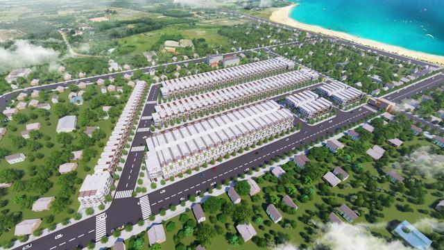 Tiềm năng nghỉ dưỡng được khai phá, bất động sản Hồ Tràm cất cánh - Ảnh 1.