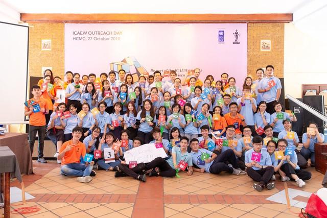 ICAEW Outreach Day 2019 nâng cao nhận thức của thế hệ trẻ về phát triển bền vững - ảnh 1