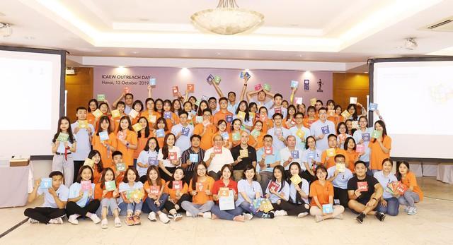 ICAEW Outreach Day 2019 nâng cao nhận thức của thế hệ trẻ về phát triển bền vững - ảnh 2