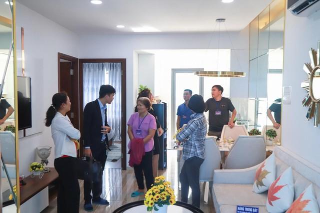 Giới đầu tư Bình Dương bỏ nhà phố, đất nền, tìm mua căn hộ cho chuyên gia thuê tại Bến Cát - Ảnh 1.
