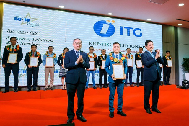 ITG - Hành trình hơn một thập niên xây dựng giải pháp công nghệ chinh phục các doanh nghiệp lớn tại Việt Nam - Ảnh 2.