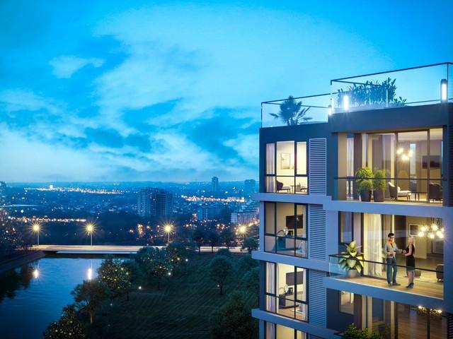 Những dự án sở hữu thiết kế hàng đầu tại TP. Hồ Chí  Minh, 100% các căn hộ đều là căn góc - Ảnh 2.