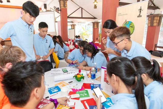 ICAEW Outreach Day 2019 nâng cao nhận thức của thế hệ trẻ về phát triển bền vững - ảnh 3