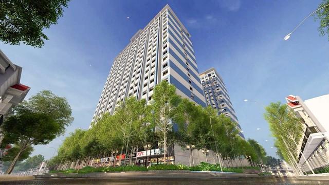 Giới đầu tư Bình Dương bỏ nhà phố, đất nền, tìm mua căn hộ cho chuyên gia thuê tại Bến Cát - Ảnh 2.