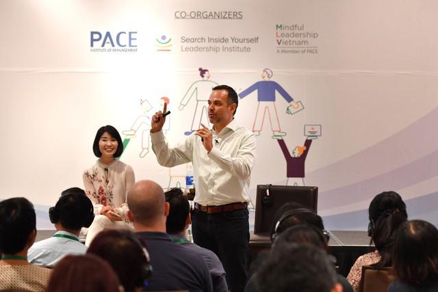 Học viện quản lý PACE đem Search Inside Yourself - Mô hình Lãnh đạo tỉnh thức nổi tiếng thế giới về Việt Nam - Ảnh 4.