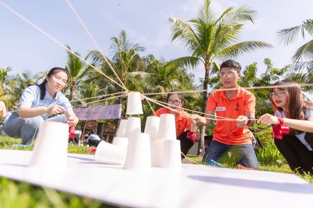 ICAEW Outreach Day 2019 nâng cao nhận thức của thế hệ trẻ về phát triển bền vững - ảnh 5