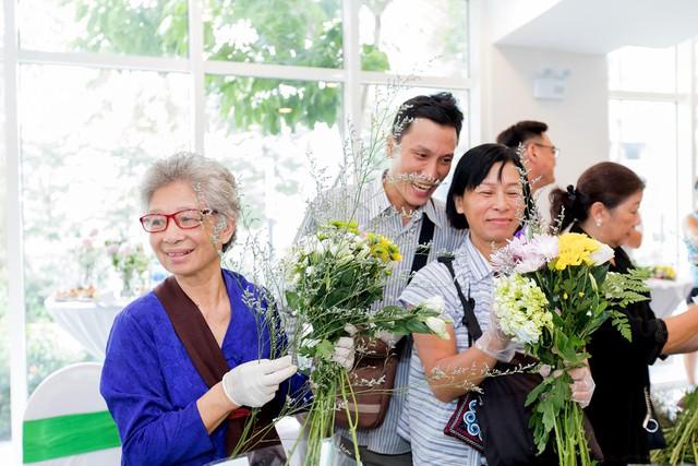 "Ấn tượng sắc hoa  ""Floral Saturday - tại Ciputra Hanoi - Ảnh 3."