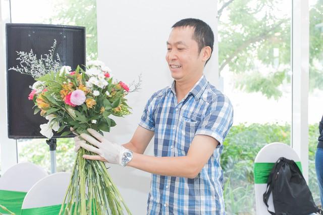 "Ấn tượng sắc hoa  ""Floral Saturday - tại Ciputra Hanoi - Ảnh 6."
