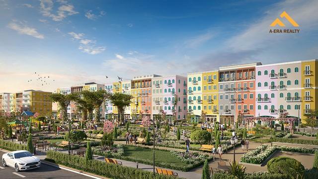 """Quy hoạch bàn cờ - Sun Grand City New An Thoi là """"khu đô thị kiểu mẫu"""" - Ảnh 1."""