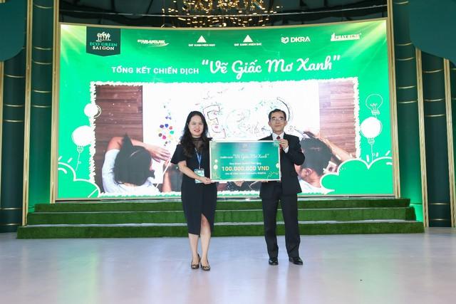 Hơn 10 ngàn người cùng Eco Green Saigon vẽ giấc mơ xanh gây quỹ hoạt động môi trường - Ảnh 1.