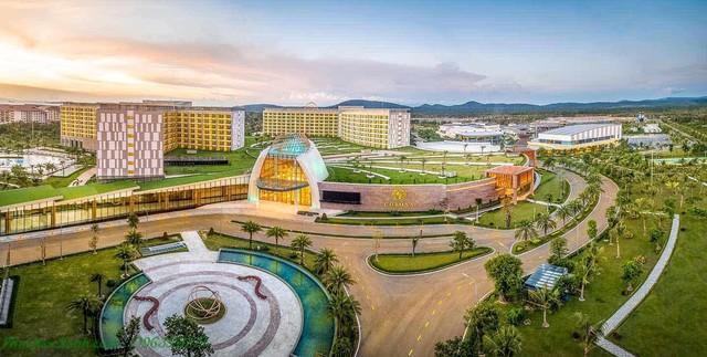 Bất động sản Phú Quốc bứt phá nhờ du lịch nghỉ dưỡng - Ảnh 1.