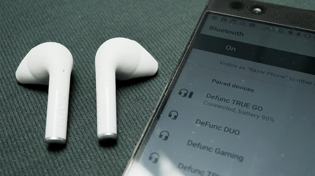 Săn sale Lazada, vớ được tai nghe True Wireless Thụy Điển hay hay, thiết kế Earbuds, giá sale hời chỉ còn 590K - Ảnh 3.