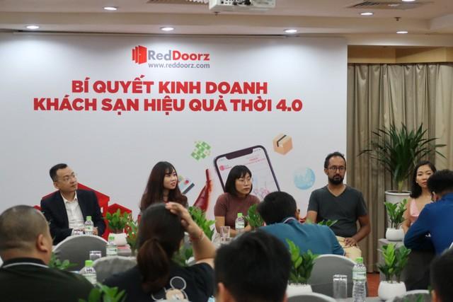 RedDoorz chủ trương hợp tác phát triển với khách sạn địa phương - Ảnh 2.