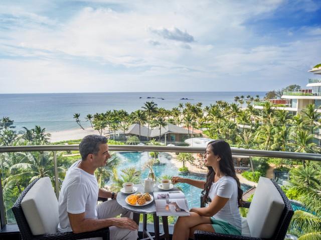 Kỳ nghỉ cực chất tại đảo Ngọc với khu nghỉ dưỡng InterContinental Phu Quoc Long Beach - Ảnh 1.