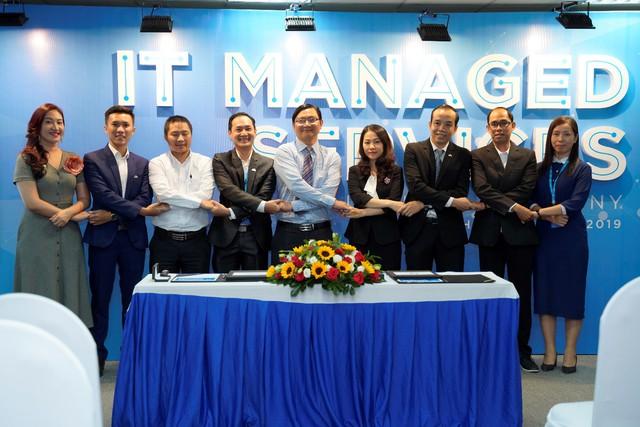 CMC TSSG chính thức ra mắt dịch vụ quản lý hệ thống công nghệ thông tin - IT Managed Services - Ảnh 1.