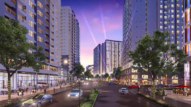 Thành phố sôi động, cân bằng cuộc sống tại Akari City - Ảnh 1.
