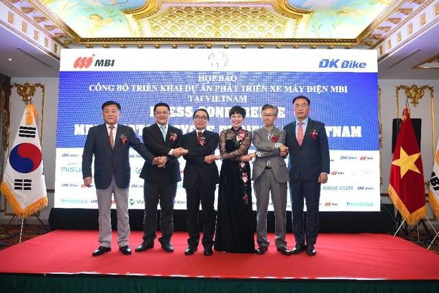 Xe máy điện MBI tới từ Hàn Quốc – Đất nước của những thế lực siêu cường châu Á - Ảnh 2.