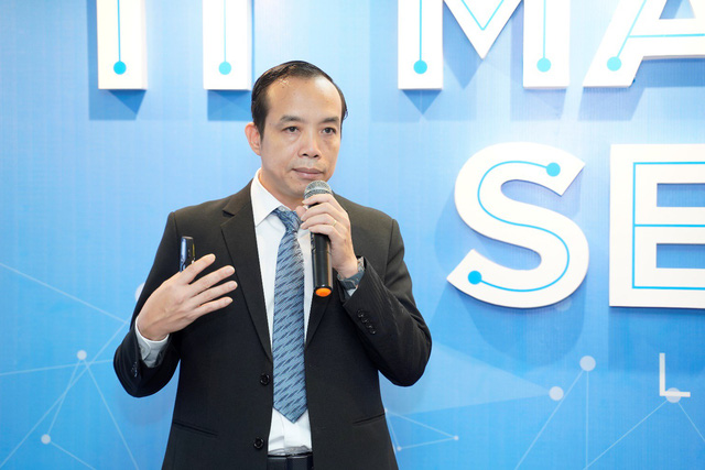 CMC TSSG chính thức ra mắt dịch vụ quản lý hệ thống công nghệ thông tin - IT Managed Services - Ảnh 3.