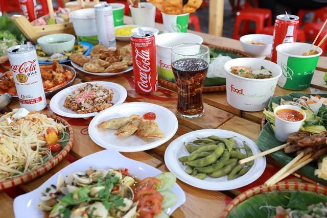 Mở rộng hoạt động tới tận thành phố Vinh, Coca-Cola biến Lễ hội Ẩm thực thành một xu hướng của giới trẻ cả nước - Ảnh 6.