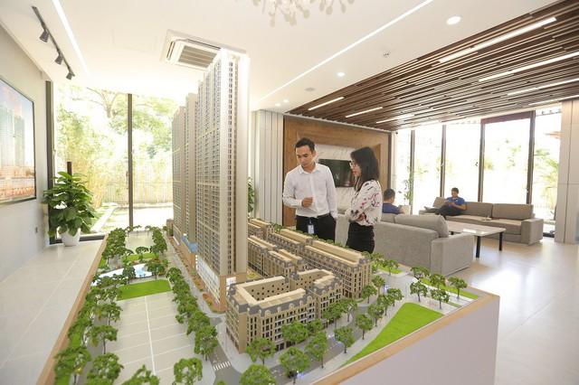 Thị trường chung cư phía Tây Hà Nội sôi động với loạt căn hộ mới - Ảnh 1.