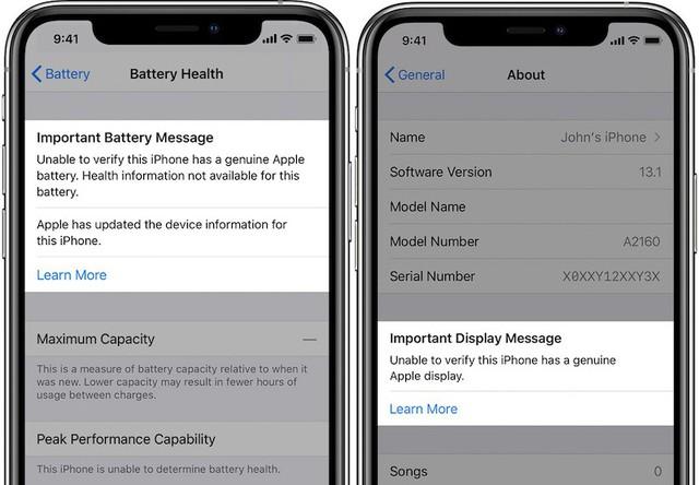 """Apple đang siết iPhone dùng linh kiện """"lô"""": Muốn an toàn nên mua iPhone chính hãng - ảnh 1"""