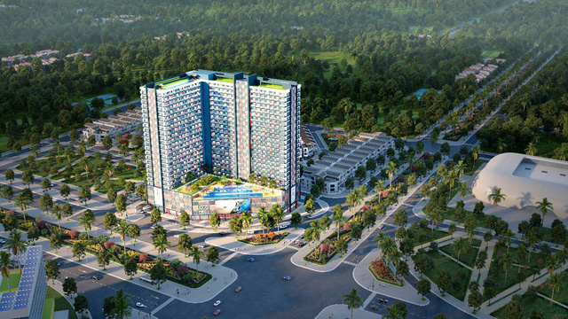 Apec Land Huế chủ đầu tư 'Thành phố xanh' đáng sống ở miền Trung - Ảnh 2.