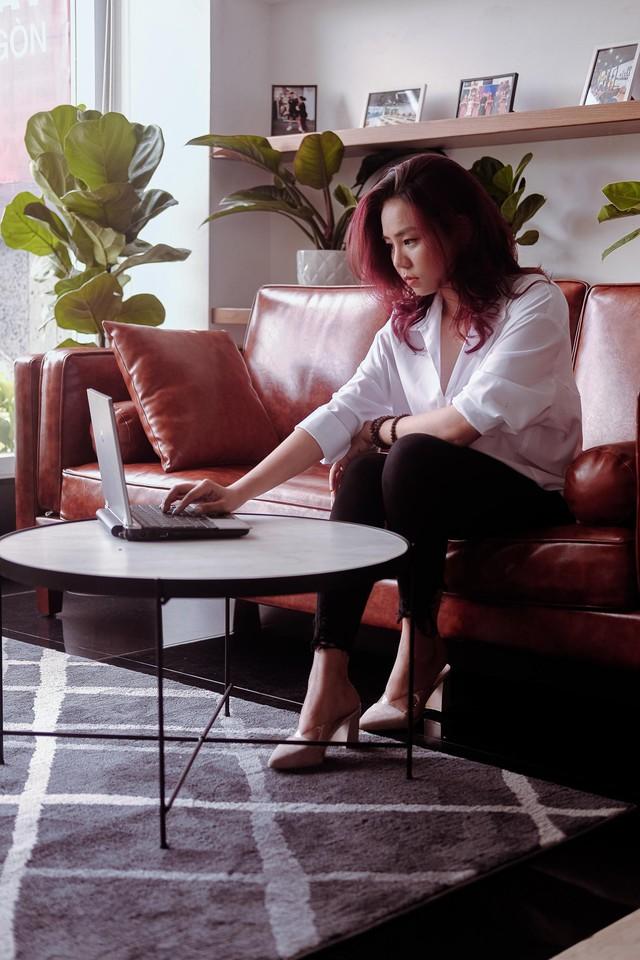 Dare to big dream: Hành trình của cô nàng văn phòng Việt Anh trở thành nhà điều hành startup công nghệ - Ảnh 2.