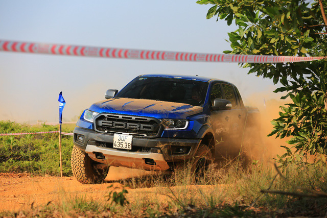 Ford Việt Nam mang trải nghiệm toàn diện đến Giải đua PVOIL Cup 2019 - Ảnh 5.