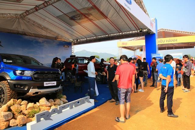 Ford Việt Nam mang trải nghiệm toàn diện đến Giải đua PVOIL Cup 2019 - Ảnh 6.