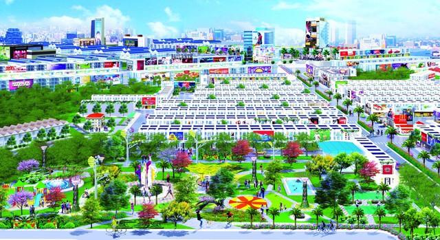 Hana Garden Mall tiếp tục gây ấn tượng trên thị trường bất động sản - Ảnh 4.