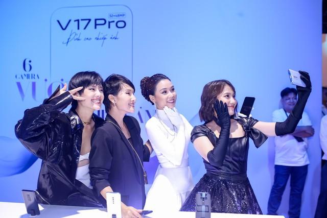 Vivo V17 Pro chinh phục Noo Phước Thịnh và dàn fashionista Việt ngay khi ra mắt với thông điệp mới lạ - ảnh 6
