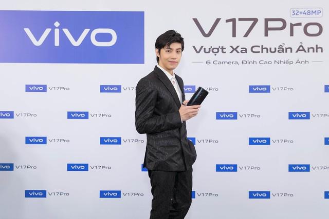 Vivo V17 Pro chinh phục Noo Phước Thịnh và dàn fashionista Việt ngay khi ra mắt với thông điệp mới lạ - ảnh 8