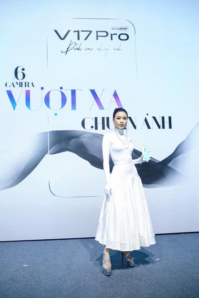 Vivo V17 Pro chinh phục Noo Phước Thịnh và dàn fashionista Việt ngay khi ra mắt với thông điệp mới lạ - ảnh 9